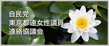 自民党 東京都連女性議員連絡協議会